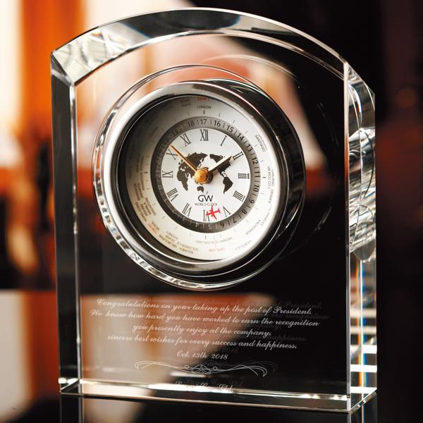 カーヴ世界時計
